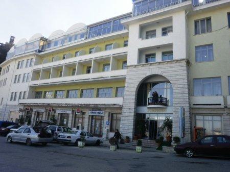 hotel cajupi gjirokastra front view