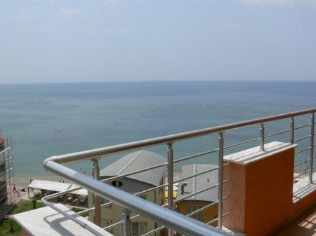 hotel nais beach durres balcony