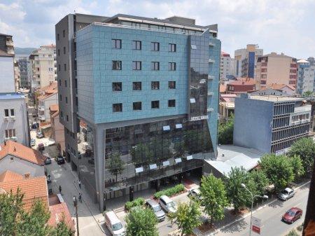 Hotel Sirius Pristina View