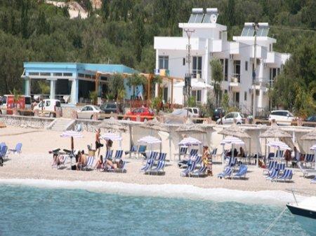 Hotel Ionian Dhermi Beach