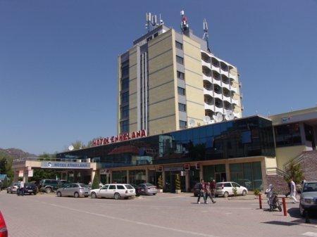 hotel enkelana pogradec front view