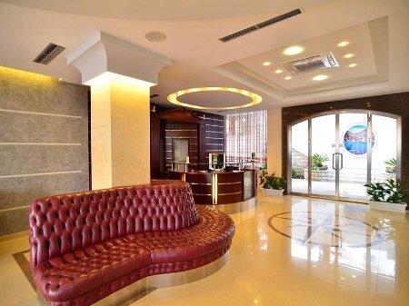 hotel international saranda albania. Black Bedroom Furniture Sets. Home Design Ideas