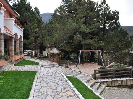 Llogara National Park Hotel Alpin