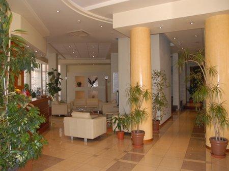 Hotel Arvi Durres Shqiperi