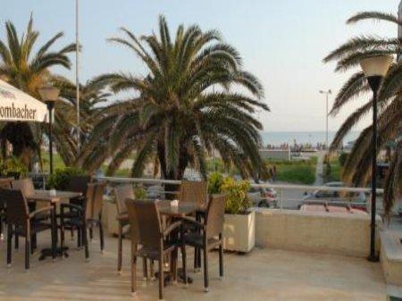 Hotel Arvi  Durres  Albanien